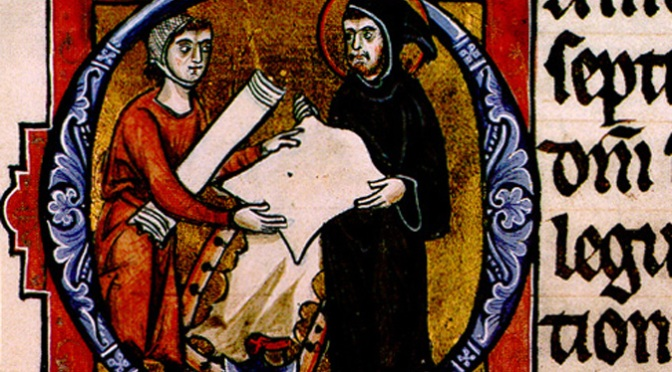 New Evidence of Note-Taking in the Medieval Classroom