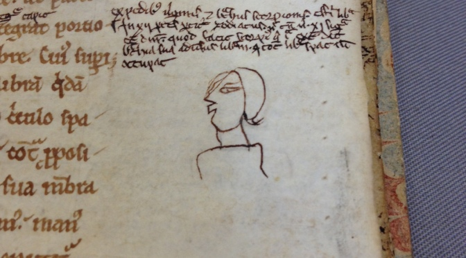 Voices on the Medieval Page (1): The Reader