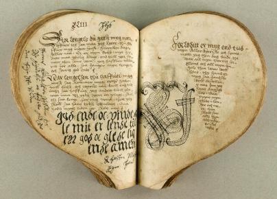 Kopenhagen, KB, Thott MS 1510 (c. 1550)