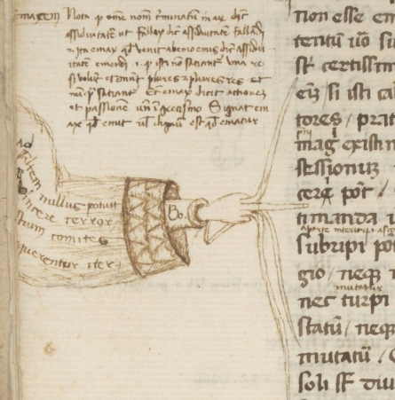 Berkeley, Bancroft Library,  BANC MS UCB 085 (14th century)