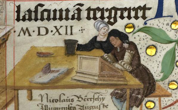Medieval Selfies