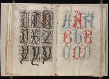 Yale, Beinecke Library, MS 439, fols. 30v-31r (1510-1517)