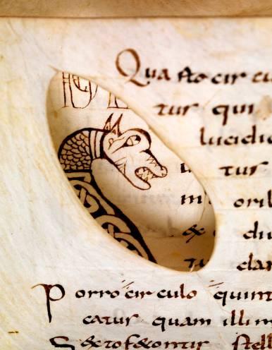 Bamberg, Staatsbibliothek, Msc.Nat.1 (9th century)