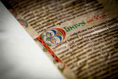 Leiden, Universiteitsbibliotheek, VLQ 38 (12th century)