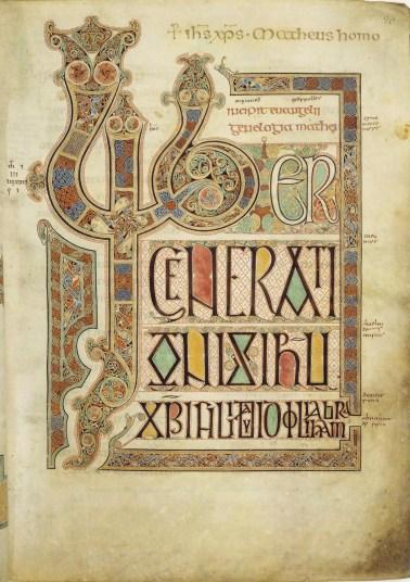 London, British Library, Cotton Nero D.IV (c. 700)