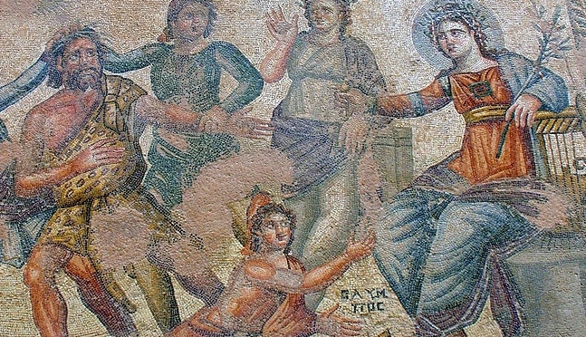 Facebook Before Facebook: Tagging in Antiquity