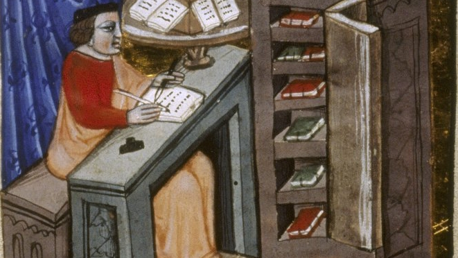 Medieval Spam: The Oldest Advertisements for Books