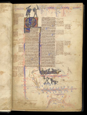 London, British Library, Harley 3487 (13th century)