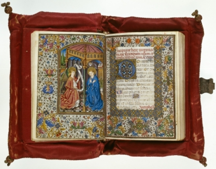 The Hague, Royal Library, MS 135 J 55 (c. 1460)