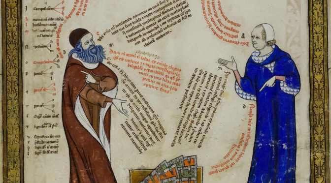 Medieval Speech Bubbles