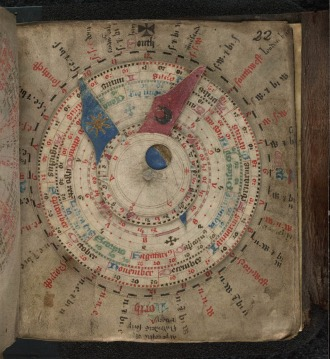 British Library, Egerton MS 848 (15th century)