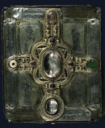 Dublin, Royal, Irish Academy,  D ii 3 (8th/9th century)