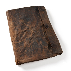 Faddan More Psalter, satchel (9th century)