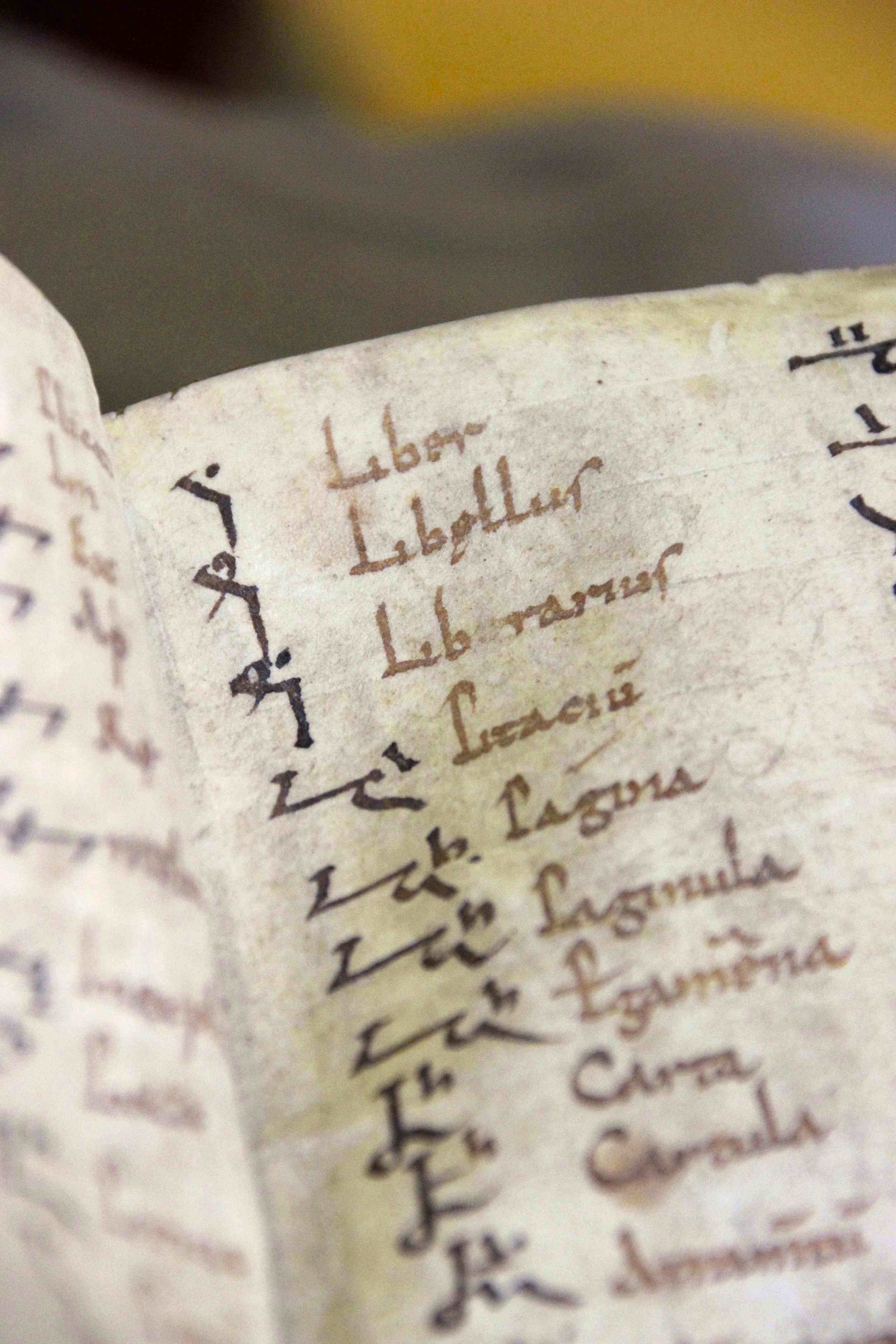 Medieval Scribes | medievalbooks