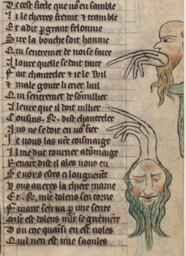 Paris, Bibliothèque nationale de France, Fr. MS 12584 (13th century)