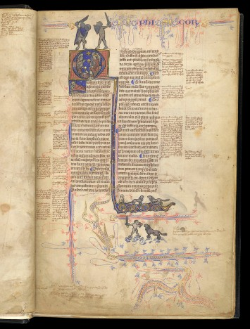 London, British Library, Harley MS 3487 (13th century)
