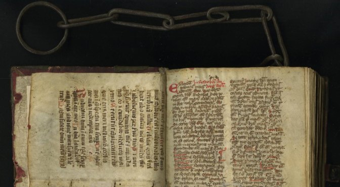 Chain, Chest, Curse: Combating Book Theft in Medieval Times