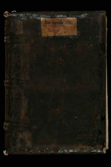 St Gall, Stiftsbibliothek, MS 237, front cover