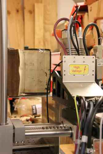 The MA-XRF-scanner developed by Joris Dik and his team at Delft University