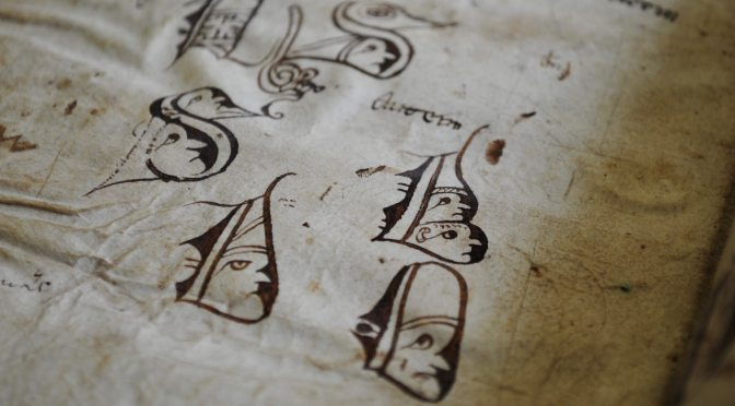 Doodles in Medieval Manuscripts